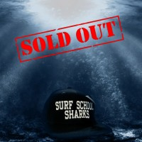 SRFSCHL SHARKS HAT SHARK Water sold out